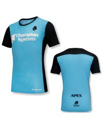 APEX Shirt Korte Mouw 0 Kraag Man
