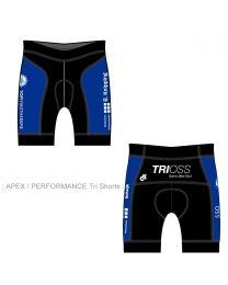 Trioss CS Performance Tri Short