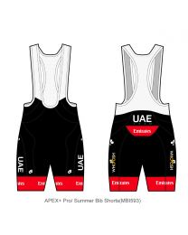 UAE Emirates 2020 Apex Bib short