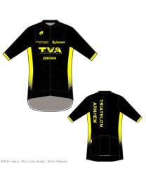 TVA CS APEX+ Shirt Korte Mouw