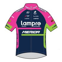 Lampre Merida Tech Shirt
