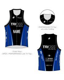 Trioss CS APEX Tri Top Link