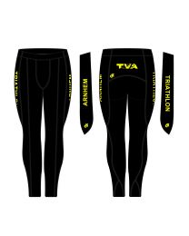 TVA CS LYCRA Lange Broek / Run Tight