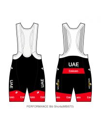 UAE Emirates 2020 Performance Bib short