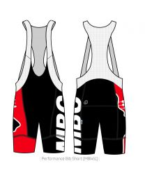 MBC PERFORMANCE BIB Short