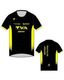 TVA CS Performance Hardloop Shirt Korte Mouw