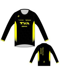 TVA CS Performance Hardloop Shirt Lange Mouw