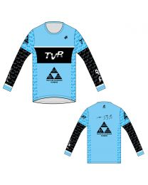 TVR Performance Hardloop Shirt Lange Mouw