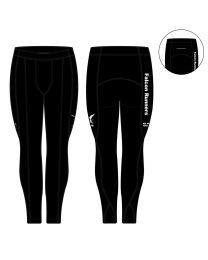 Falcon Runners CS LYCRA Lange Broek / Run Tight