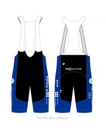 Trioss CS TECH BIB Short (M.Bretels)