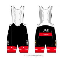 UAE Emirates 2020 Tech Bib short