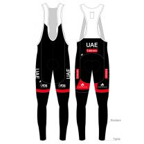 UAE Emirates TECH FLEECE Kniebroek