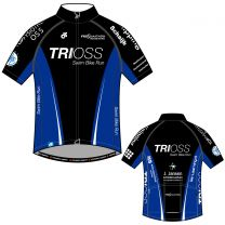 Trioss CS PERFORMANCE+ Shirt Korte Mouw