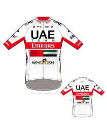 UAE Emirates 2020 Tech Shirt