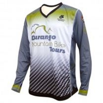 TRAIL Shirt Lange Mouw