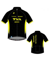 TVA CS PERFORMANCE+ Shirt Korte Mouw