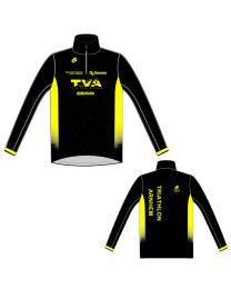 TVA CS TECH Fleece (LITE) zip top