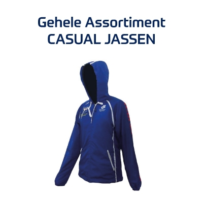 Custom Casual Jassen