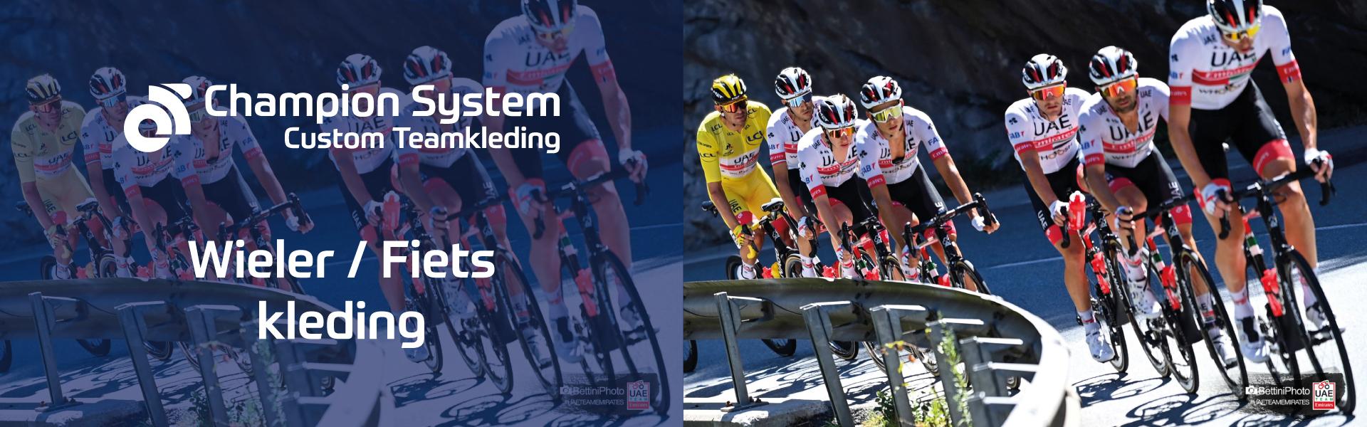Custom Champion Sytem fietskleding